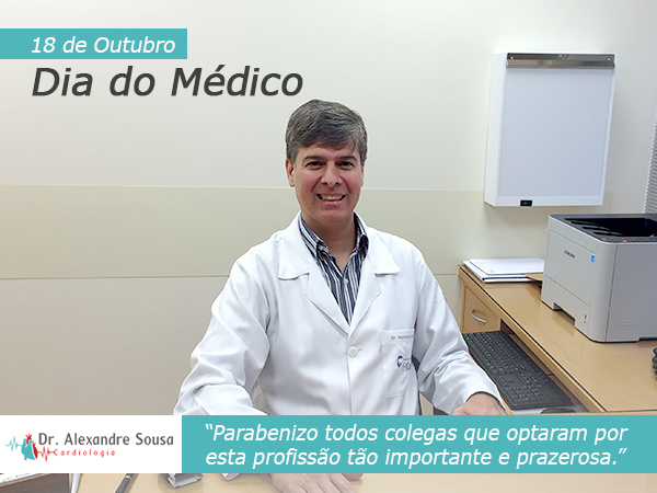 Dr Alexandre Sousa - Blog - Dia do Médico